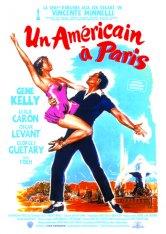 Un Américain à Paris Le Cinématographe Ciné Nantes Loire Atlantique Salles de cinéma