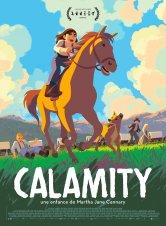 Calamity, une enfance de Martha Jane Cannary Utopia Saint-Simeon Salles de cinéma