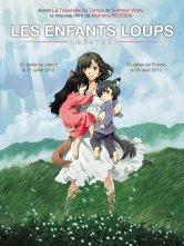 Les Enfants Loups, Ame & Yuki Cinémathèque de Toulouse Salles de cinéma