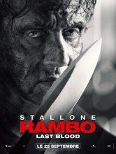 Rambo: Last Blood Mega CGR Salles de cinéma