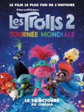 Les Trolls 2 - Tournée mondiale Mega CGR Salles de cinéma