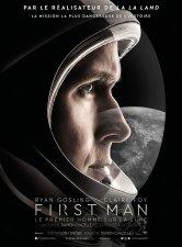 First Man - le premier homme sur la Lune Cinéma A.B.C. Salles de cinéma