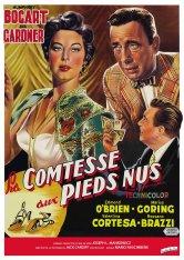 La Comtesse aux pieds nus Cinéma Juliet Berto Salles de cinéma