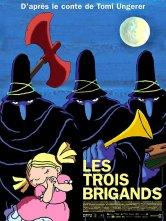 Les Trois brigands Cinéma le Rex Mairies