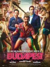 Budapest Les Toiles du Rex Salles de cinéma