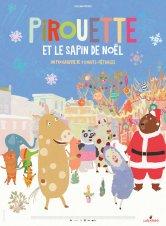 Pirouette et le sapin de Noël Ciné Laon Salles de cinéma