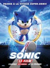 Sonic le film Cinéma Le Palace Montluçon Salles de cinéma