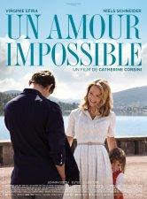 Un Amour impossible UGC Ciné Cité Lille Salles de cinéma