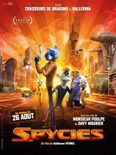 Spycies Le 7ème Art Salles de cinéma