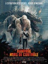 Rampage - Hors de contrôle Cinéville Salles de cinéma