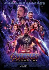 Avengers: Endgame Les 3 Cinés - Robespierre Salles de cinéma