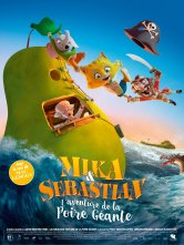 Mika & Sebastian : l'aventure de la Poire Géante L'Espace Miramar Salles de cinéma