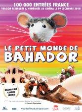 Le Petit monde de Bahador CGR Troyes Ciné City Salles de cinéma