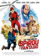 Les Aventures de Spirou et Fantasio Cinema Pathe Gaumont Salles de cinéma