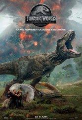 Jurassic World: Fallen Kingdom Méga CGR Salles de cinéma