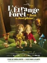 L'Étrange forêt de Bert et Joséphine Cinéma Star Saint-Exupéry Salles de cinéma