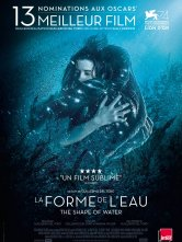 La Forme de l'eau - The Shape of Water Cinema Pathe Gaumont Salles de cinéma