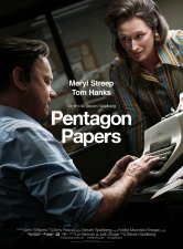 Pentagon Papers CGR Dragon Salles de cinéma