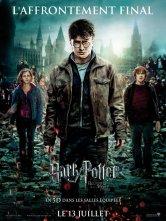 Harry Potter et les reliques de la mort - partie 2 Pathé Belfort Salles de cinéma