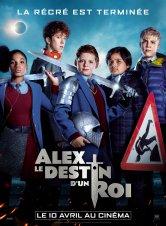 Alex, le destin d'un roi Cinema Jacques-Tati Salles de cinéma