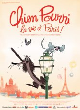 Chien Pourri, la vie à Paris ! Ciné Saint-Leu Salles de cinéma