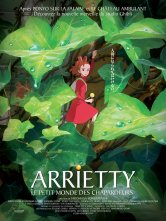 Arrietty le petit monde des chapardeurs Centre culturel Wladimir-d'Ormesson Salles de cinéma