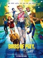 Birds of Prey et la fantabuleuse histoire de Harley Quinn Cinéma Apollo Salles de cinéma