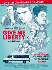Give Me Liberty Mourguet Salles de cinéma