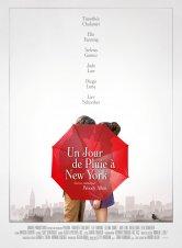 Un jour de pluie à New York CGR Niort Salles de cinéma