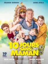 10 jours sans maman Mega CGR Salles de cinéma
