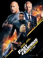 Fast & Furious : Hobbs & Shaw CGR Rodez Salles de cinéma