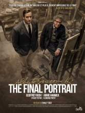 Alberto Giacometti, The Final Portrait Luminor Hôtel de Ville Salles de cinéma