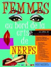 Femmes au bord de la crise de nerfs Le Patio Salles de cinéma