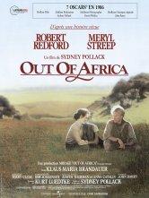 Out of Africa - Souvenirs d'Afrique odyssée Salles de cinéma