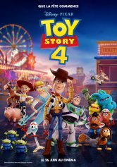 Toy Story 4 Mourguet Salles de cinéma
