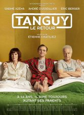 Tanguy, le retour CGR Cap'Cinema Manosque Salles de cinéma