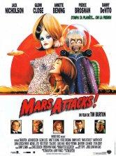 Mars Attacks! odyssée Salles de cinéma