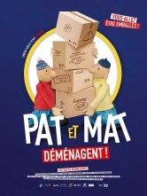 Pat et Mat déménagent ! Ciné Saint-Leu Salles de cinéma