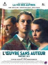 L'Oeuvre sans auteur - Partie 1 Cinéma  Victor Hugo Lumière Salles de cinéma