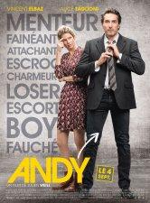 Andy Cin'étoile Salles de cinéma