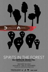 Depeche Mode: Spirits In The Forest Gaumont Montpellier Comédie Salles de cinéma