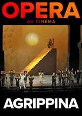Agrippina (Metropolitan Opera) Gaumont Toulouse Wilson Salles de cinéma