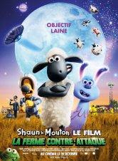 Shaun le Mouton Le Film : La Ferme Contre-Attaque CGR Cherbourg Odéon Salles de cinéma