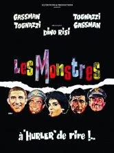 Les Monstres Les Lumières Salles de cinéma