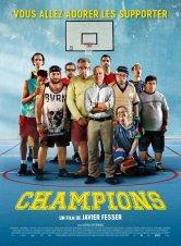 Champions odyssée Salles de cinéma
