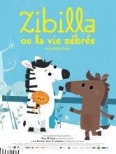 Zibilla ou la vie zébrée CGR Cherbourg Odéon Salles de cinéma