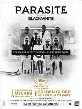Parasite - Version noir et blanc CGR Troyes Ciné City Salles de cinéma