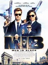 Men in Black: International Cinema Pathe Gaumont Salles de cinéma