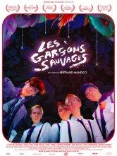 Les Garçons sauvages Ciné Saint-Leu Salles de cinéma