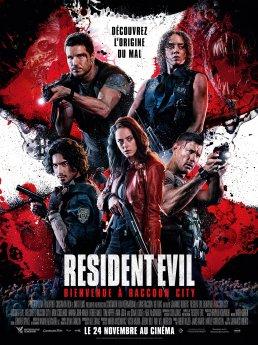 Resident Evil : Bienvenue à Raccoon City
